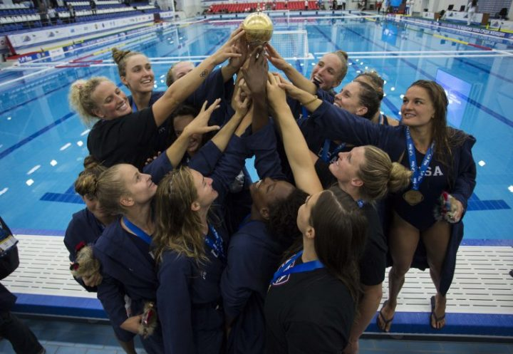 FINA World Cup (W), Surgut, Day 6: The USA is Again Golden