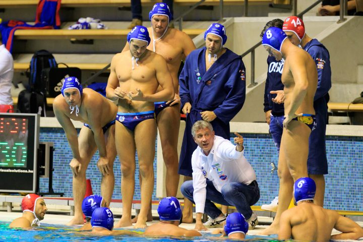 Hungarian Water Polo - The End of The Second Leg