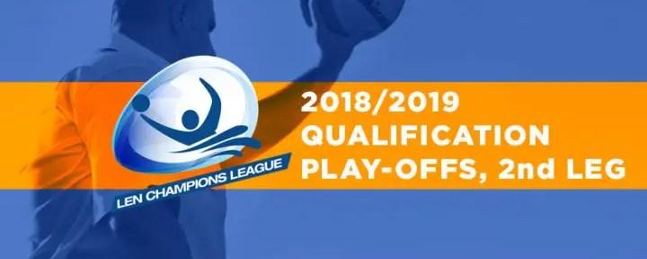Champions League Qualification Playoffs, 2nd Leg – Summary