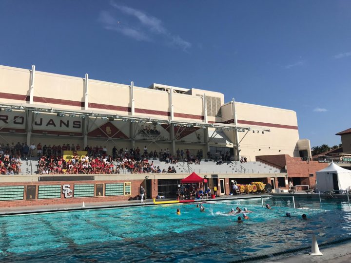 USC Plays UCLA, Stanford and Cal Berkeley Fight for The Championship