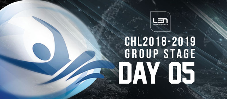 Champions League, Main Round, Day 5 – Preview