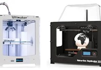 replicator vs ultimakor