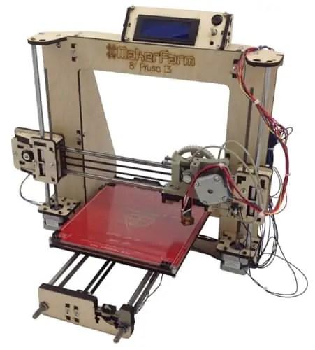 Maker Farm Prusa i3 3D Printer