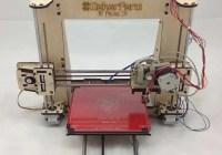 Maker Farm Prusa i3 Printer Review