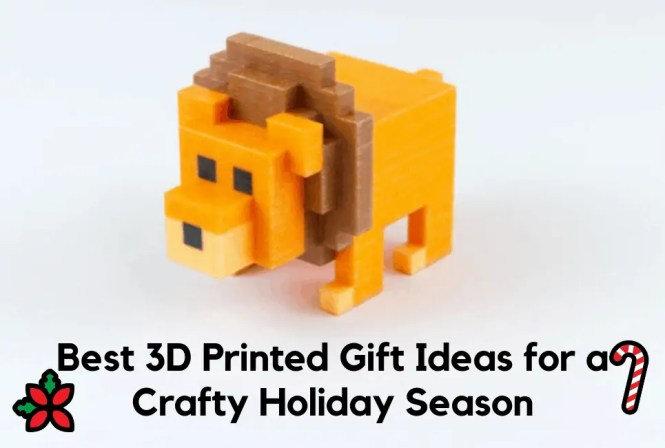A Guide To The Top 20 3d Printed Gift Ideas For A Any Season Total