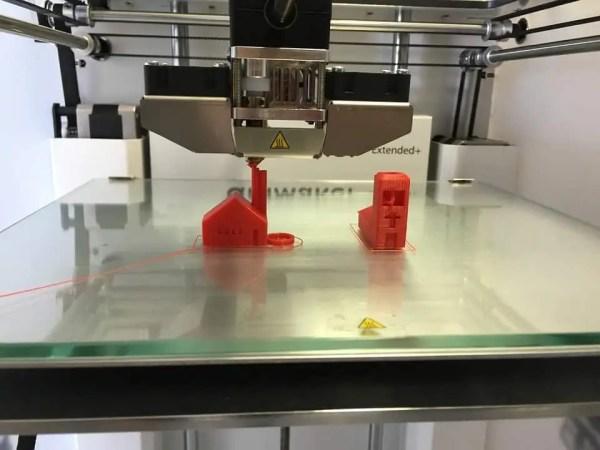 3D Printing Print