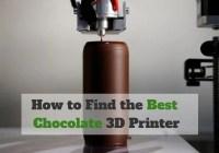 Best Chocolate 3D Printer