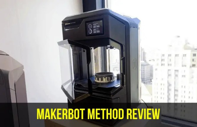 MakerBot Method Review