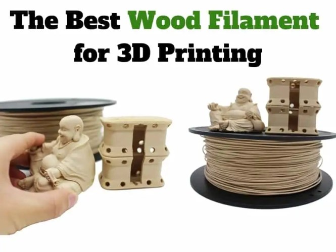 The Best Wood Filament for 3D Printing