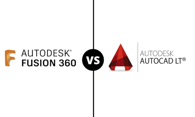 fusion 360 vs autocad
