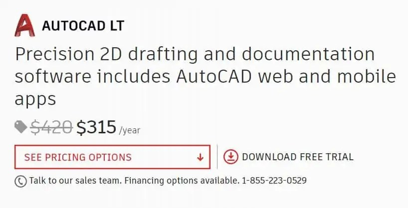 Why Go With AutoCAD LT?