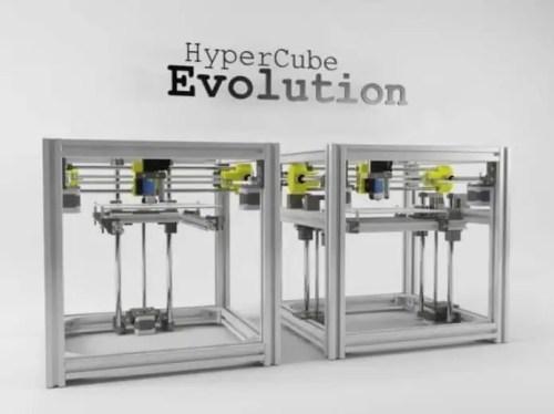 HyperCube Evolution