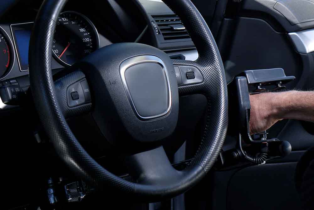 Brake And Accelerator Hand Controls