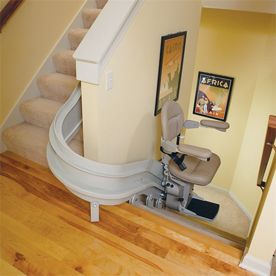 Total Access sells and installs stairlifts