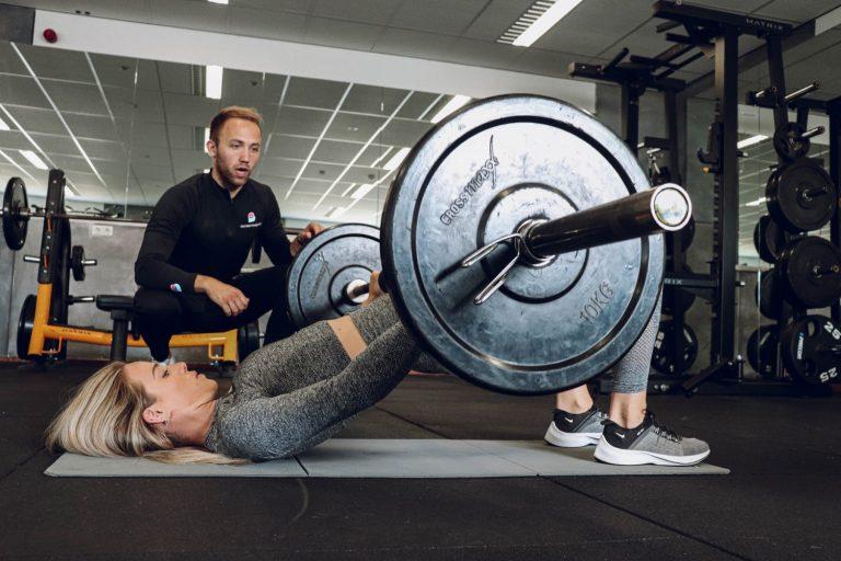 hip thrust billen trainen