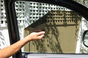 Karakteristik Kaca Film Yang Palsu Untuk Mobil