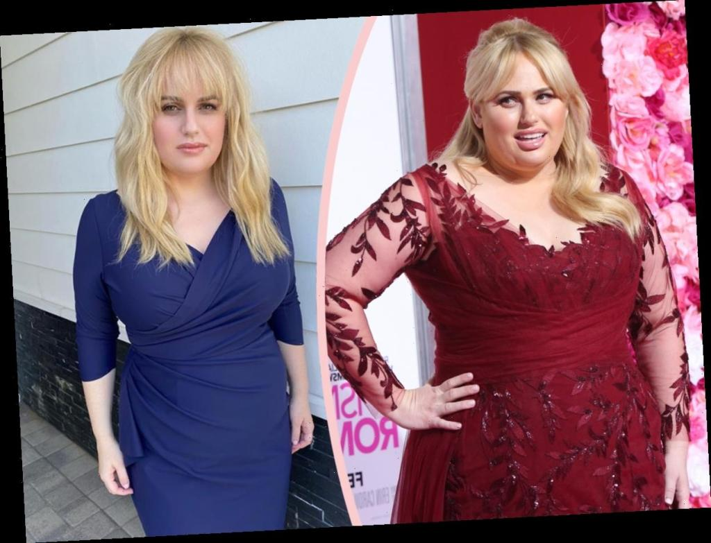 rebel wilson shows off extreme weight loss again & reveals