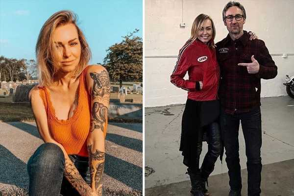 American Pickers Mike Wolfe is dating Beauty & The Geek