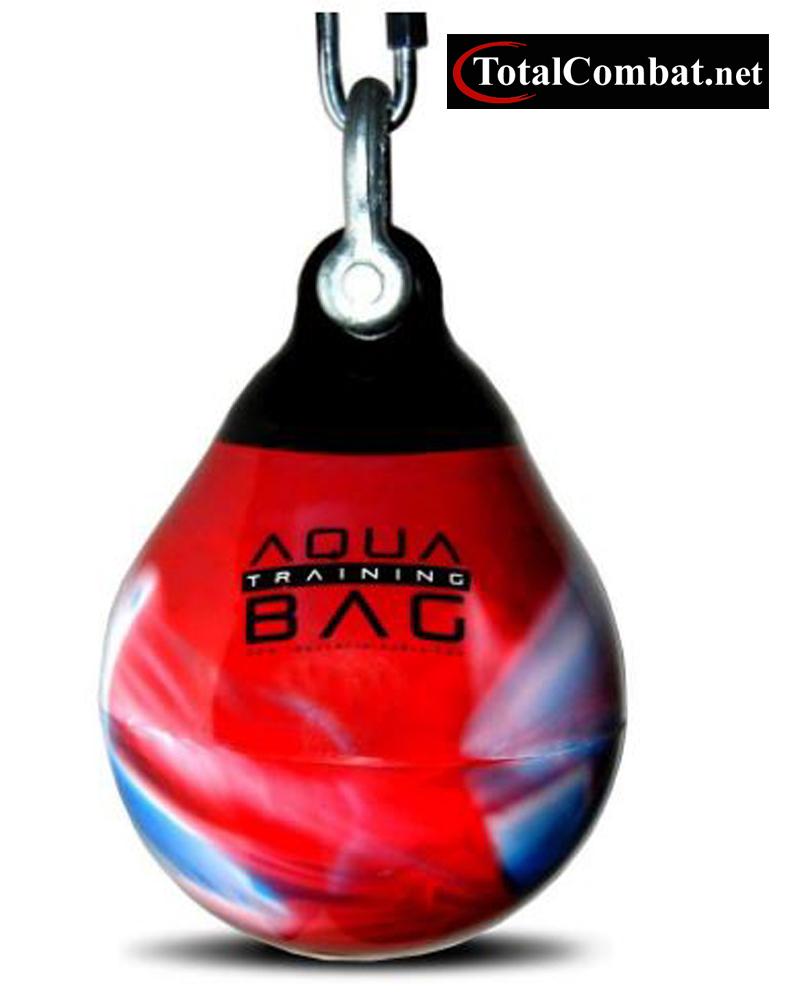 Aqua Headhunter Training Bag Blue//Red//White Muay Thai Boxing Kickboxing Home ...