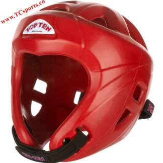 Red top ten advantgarde head gear tcsports
