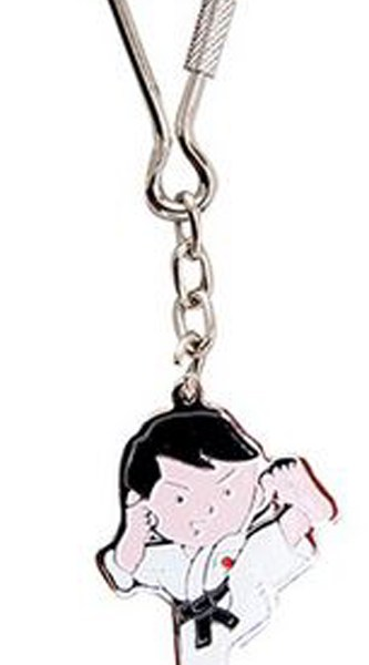 karate kid keyring