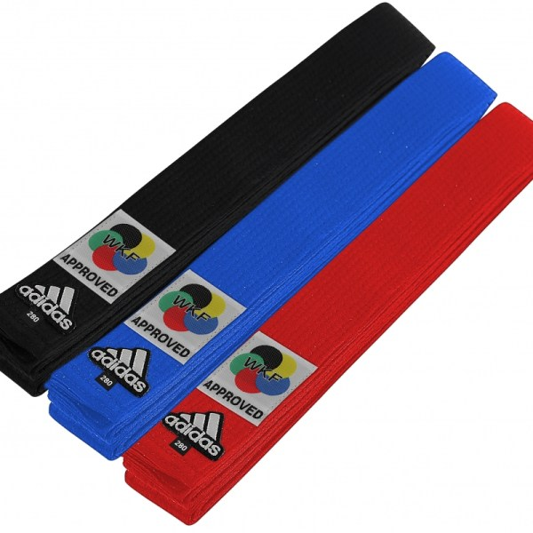 WKF Karate Belts