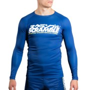 SCRAMBLE ROUNDEL rash guard