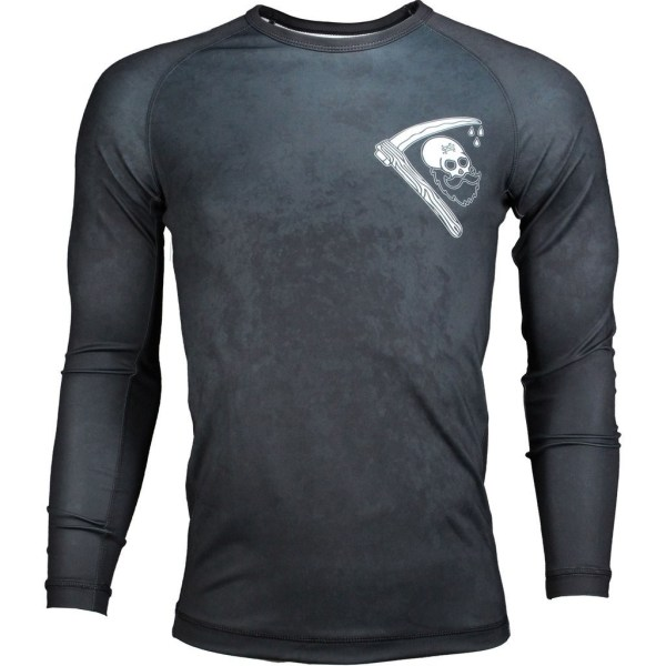 STRONG BEARD LONG SLEEVE RASH GUARD