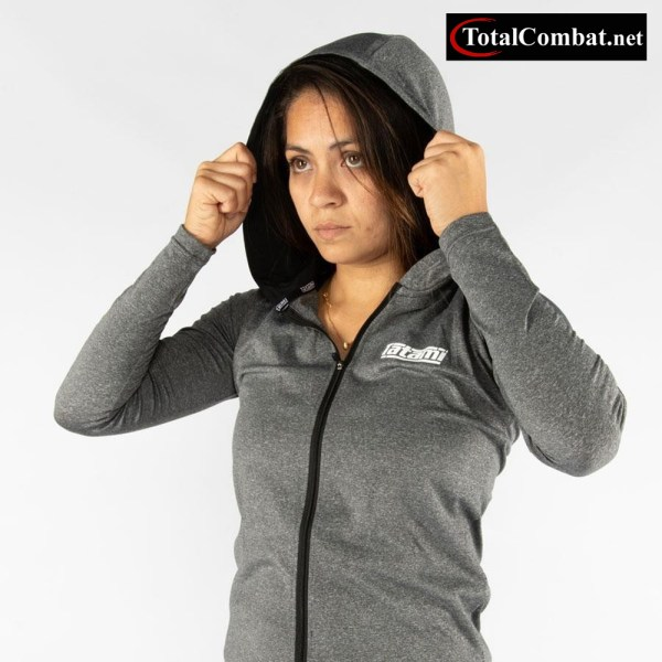 tatami ladies hoody grey