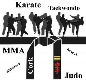 Karate plus Taekwondo Gear Cork