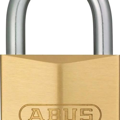Abus-Premium-Padlock-Brass-65-Series-40mm