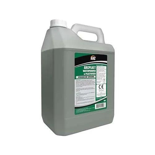 Arcplast-Waterproofer-Plasticiser-Green-5-Litre
