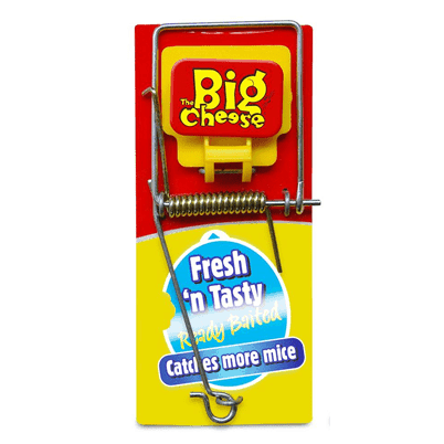 Big-Cheese-Fresh-Baited-Mouse-Trap
