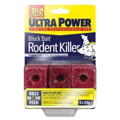 Big-Cheese-Ultra-Power-Block-Bait-Rodent-Killer-6-x-20g