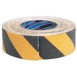 Draper-Black-Yellow-Heavy-Duty-Safety-Grip-Tape-18m-x-50mm