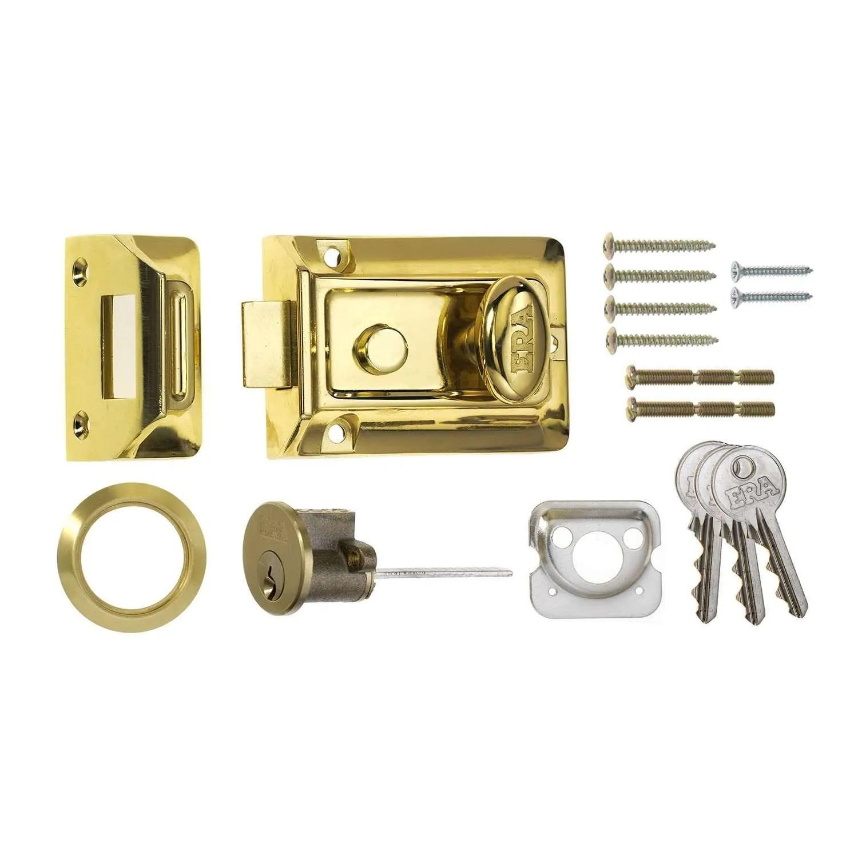 Era-Traditional-Nightlatch-Door-Lock-Brass-60mm