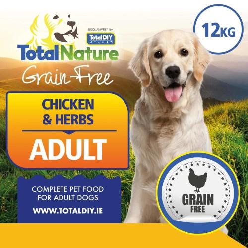 Total-Nature-Grainfree-Adult-Chicken-Herbs-12kg