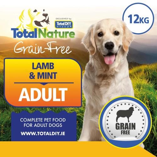 Total-Nature-Grainfree-Adult-Lamb-Mint-12kg