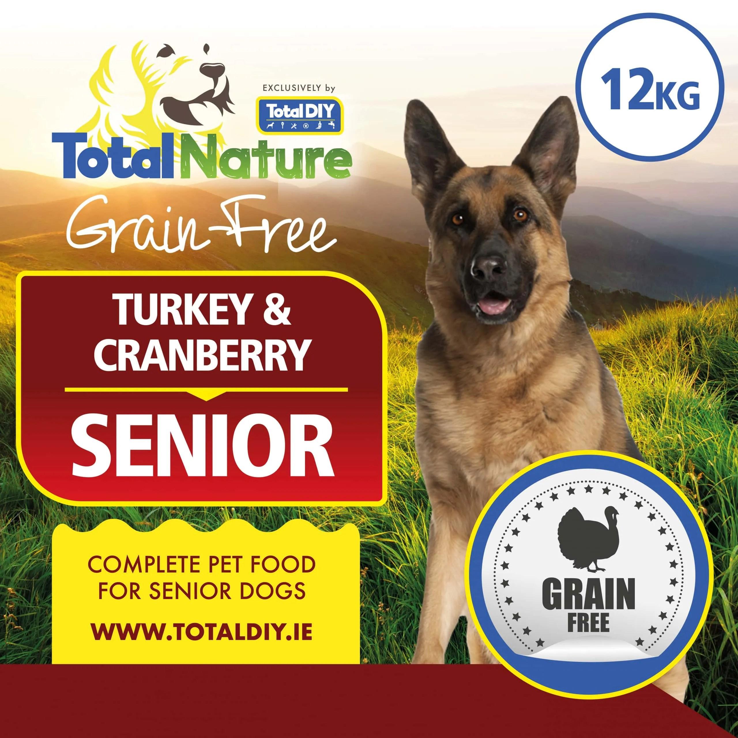 Total-Nature-Grainfree-Senior-Turkey-Cranberry-12kg