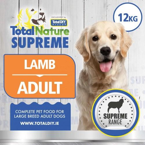 Total-Nature-Supreme-Adult-Lamb-12kg