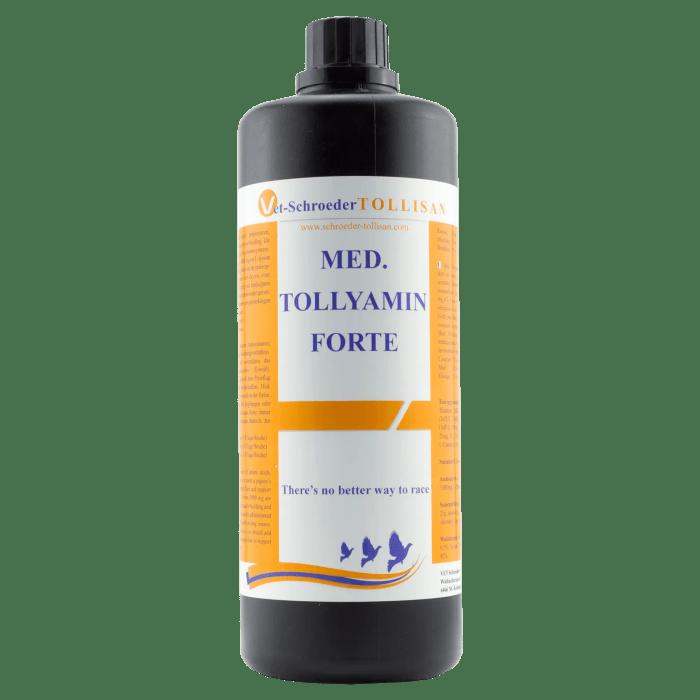 Vet-Schroeder-TOLLISAN-Med.-Tollyamin-Forte-1-Litre