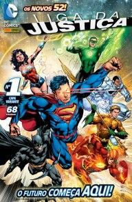 Liga da Justiça #1