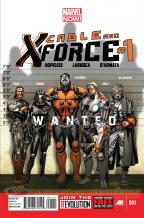 Cable and the X-Force #1