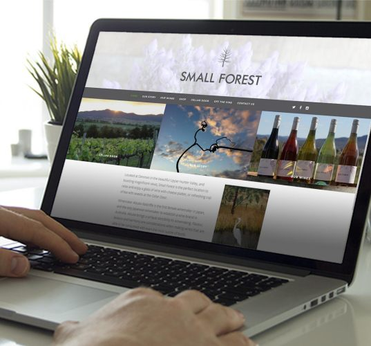 Small Forest wines