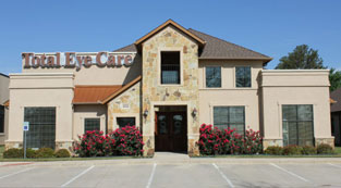 Total Eye Care Location Colleyville