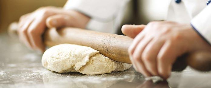 HostMilano bread pizza dough