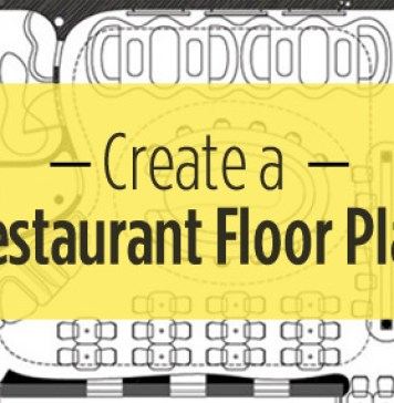 Average Square Footage Of A How To Create A Restaurant Floor