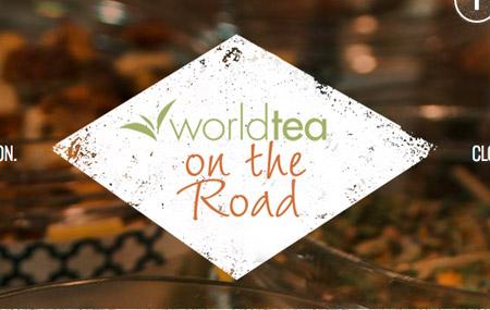 World Tea on the Road
