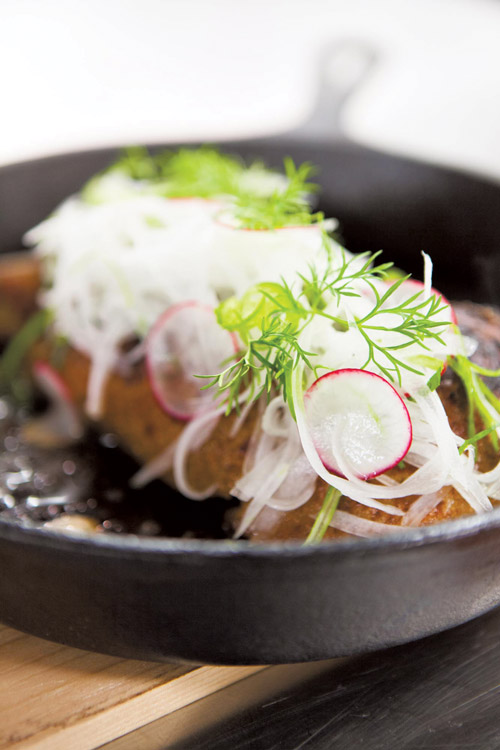 Duck Carnitas (photo by Fiamma Piacentini)