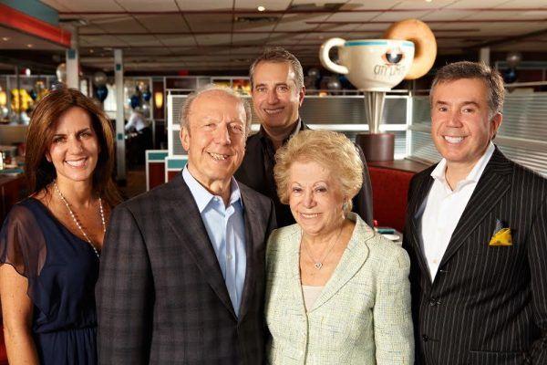 The Livanos Family. Photo by Livanos Restaurant Group